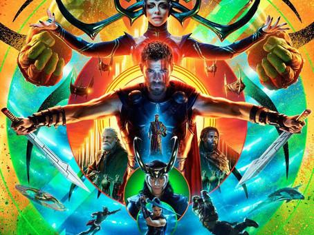 THOR RAGNAROK TRAILER 2 REVIEW