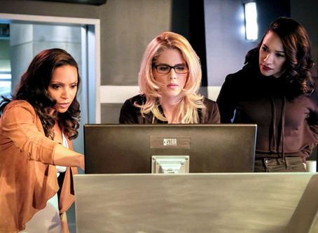 """The Flash Season Episode 5 """"Girls Night Out"""" Review"""