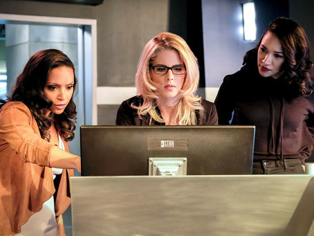 "The Flash Season Episode 5 ""Girls Night Out"" Review"