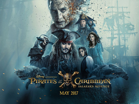 Random Ramblings About Pirates Of The Caribbean Dead Men Tell No Tales
