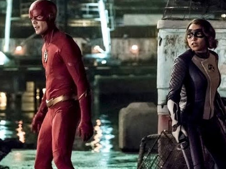 Jessica Parker Kennedy excels as 'Nora' in Season 5 Premiere of The Flash