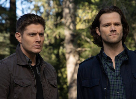 CW to air the Final episodes of Supernatural this fall