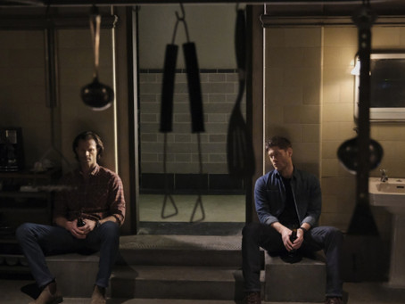 Supernatural Season 15 Episode 19 Review: Inherit the Earth