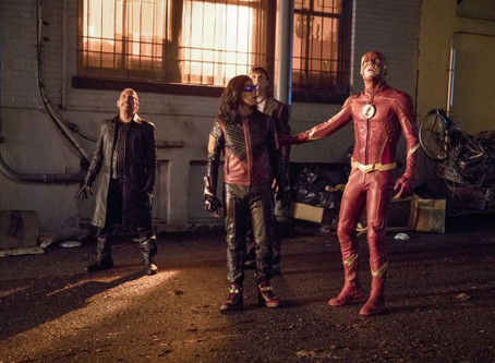 """The Flash Season 4 Episode 4 """" Elongated Journey into Night """" Review"""