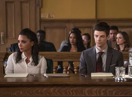 "The Flash Winter Premiere ""The Trial Of The Flash"" Review"