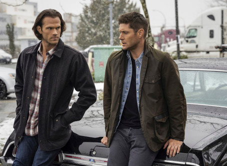 CW Announces Finale date for Supernatural, the series set to wrap up on November 19