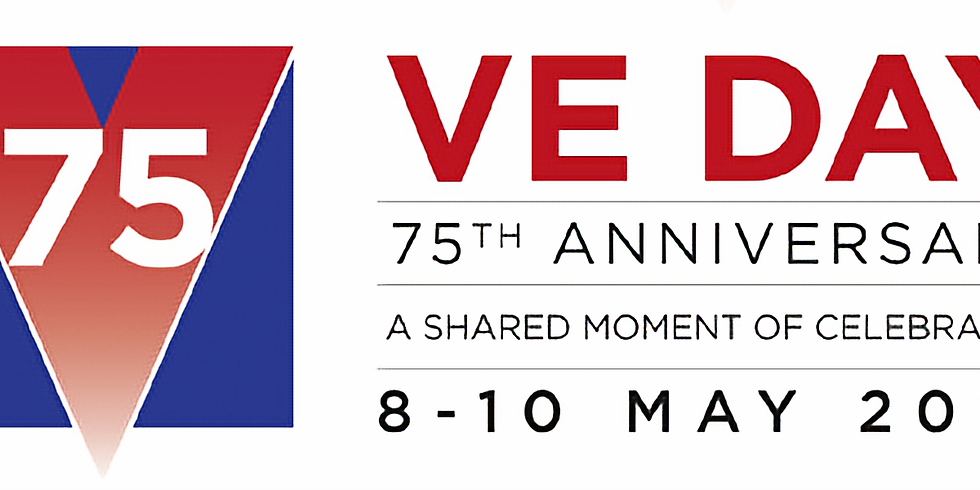 VE Day Commemoration - Hayling Island