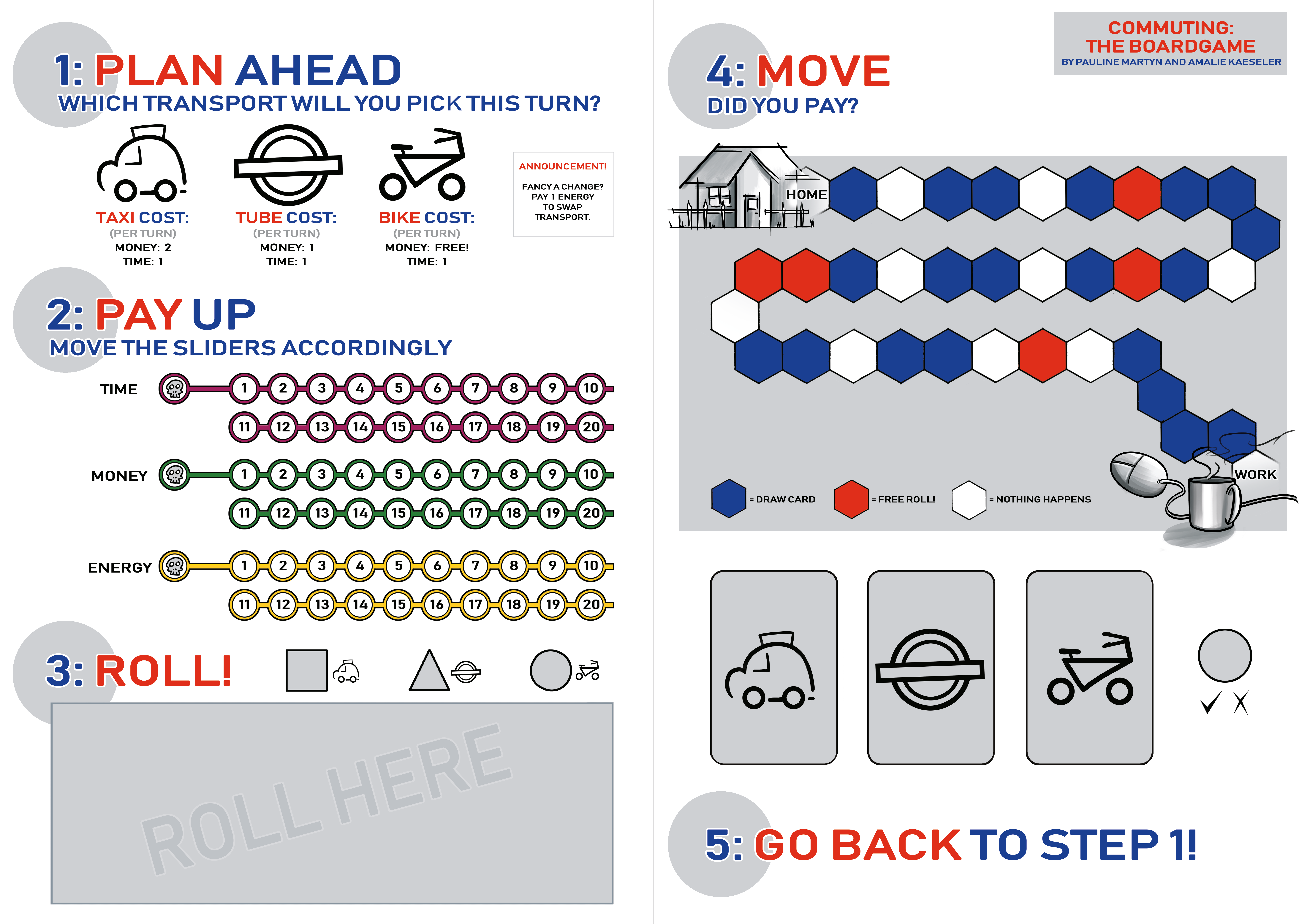 Board Game PSD