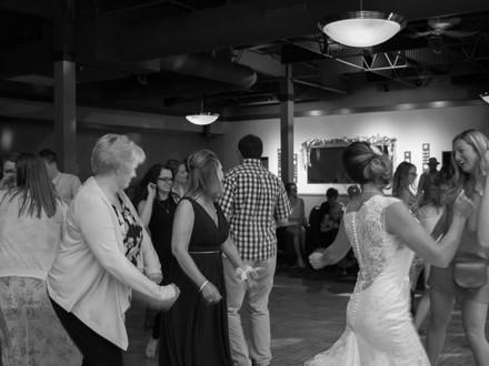 Fountain Hall dance floor