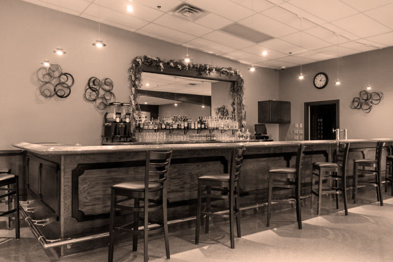Fountain Banquet Hall Full Bar