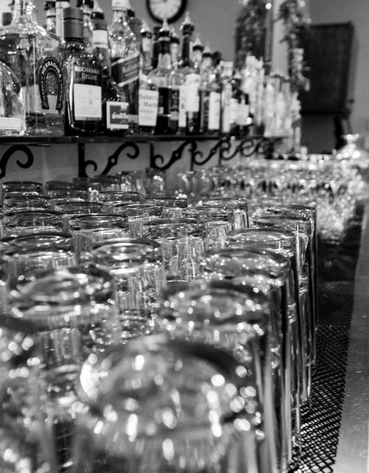 Fountain Hall bar