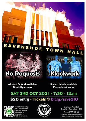 2nd October 2021 - Ravenshoe Town Hall.png