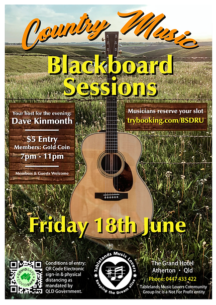 18th June 2021 - Blackboard Sessions - C