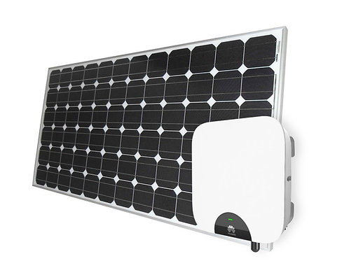 5.6 kw Hybrid/ SOLAR SYSTEM ( NO Battery)