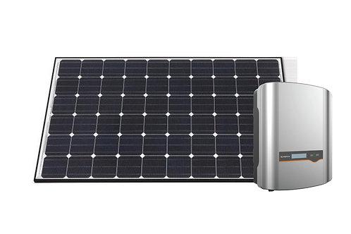 7.9 kw  SOLAR SYSTEM (275watt panels)