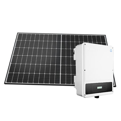 10.90 kw  SOLAR SYSTEM  (390w panel)