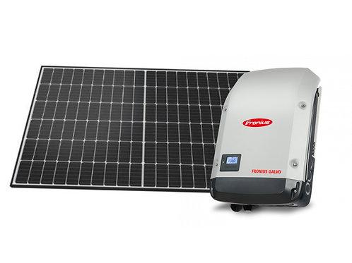10.5 kw  SOLAR SYSTEM (mono)