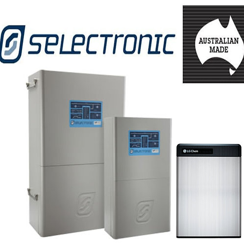 Selectronic Battery Inverter System