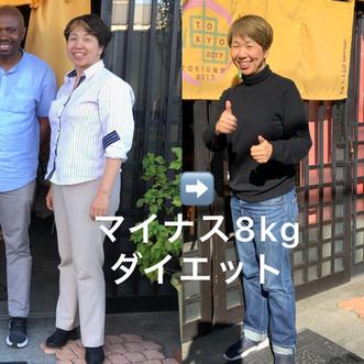染谷ゆみのダイエットブログ