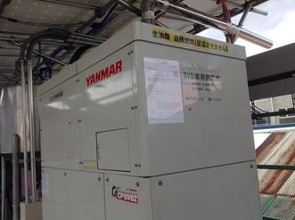SVO(植物油)で動く発電機の販売をはじめました