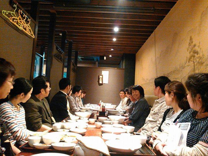 Facebook - 今日の憲法カフェは、若者が多いですねー。憲法記念日でしたからね、日本国憲法を改めて読むといいですねー。24条は、改憲派です 😊。みんなで