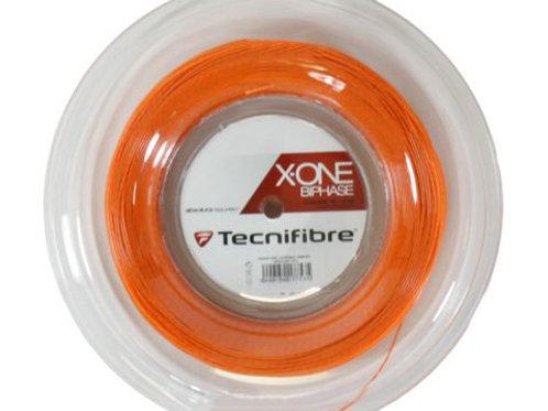 Technifibre X-One Biphase Squash String, 18 Gauge, 200m Reel