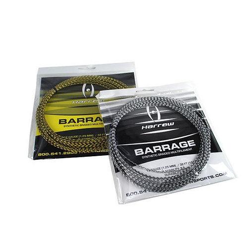 Harrow Barrage Squash String, 17 Gauge, Single Pack