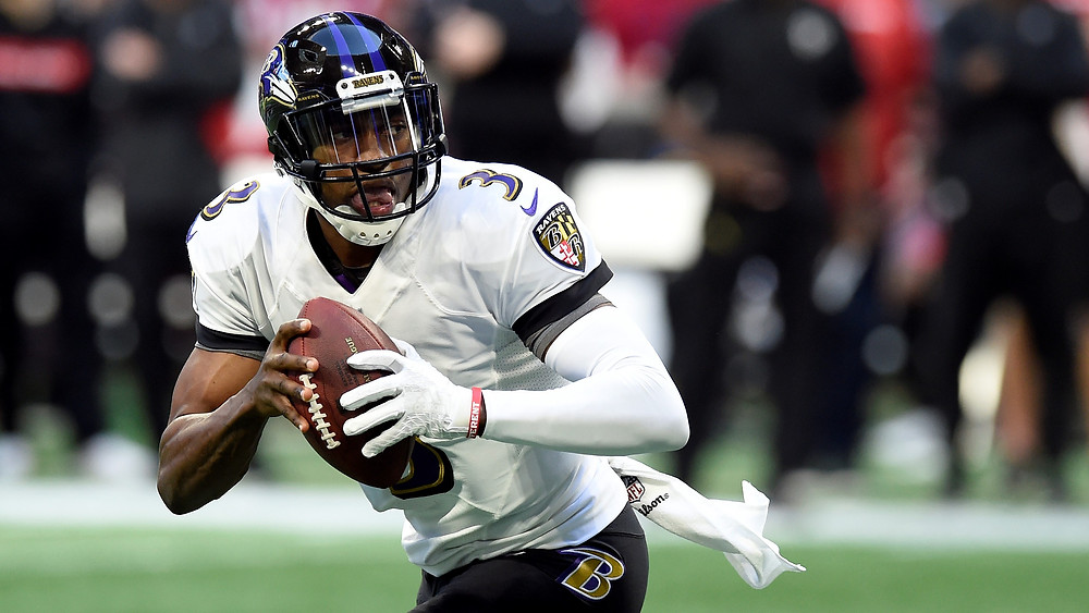 NFL: Baltimore Ravens at Atlanta Falcons