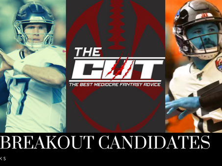 (Somewhat) Likely Breakout Candidates – 2020 Quarterbacks
