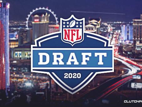 Christian's NFL Mock Draft 8.0