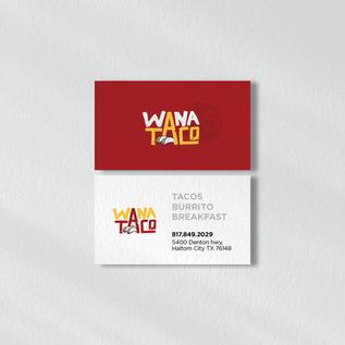 Wana Taco Brand Identity