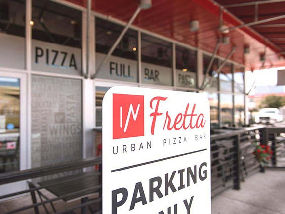 In-Fretta Parking Sign.jpeg