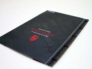 Shogun Menu Design/ Printing