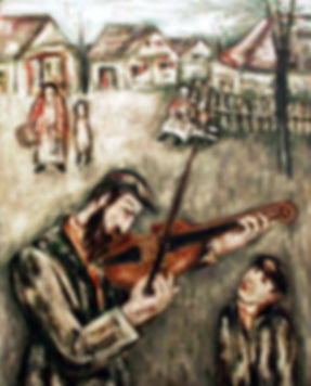 JDK artwork, music in the shtetl