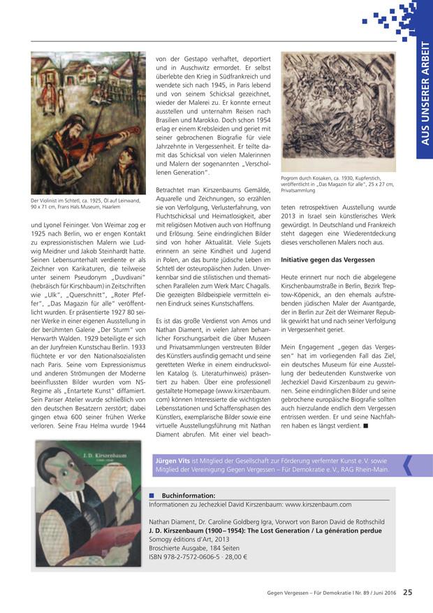 GVFD-Magazin_Juni 2016_Entdeckte Spuren-