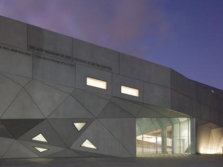 Tel Aviv Museum of Art, Tel Aviv, Israel - Feature in Collection
