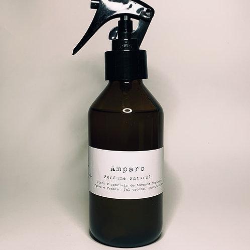 Amparo: perfume natural de limpeza vibracional