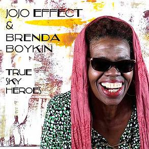 Jojo effect & Brenda Boykin  - True Sky