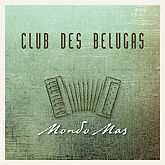 Club des Belugas - Mondo Mas - cover low
