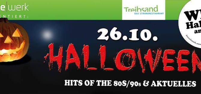 We love Haltern am See - 80s/90s Halloween Party am 26.10.2013