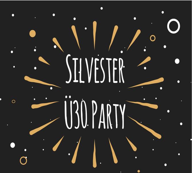Große Ü30-Silvester Party