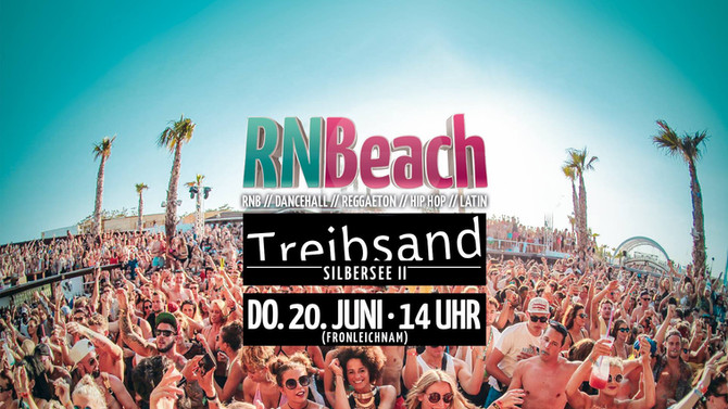 RNBeach Open Air Premiere in Haltern am See 20. Juni 2019