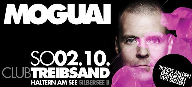Mogul @ Club Treibsand am 02.10.2011 (Vorfeiertag)
