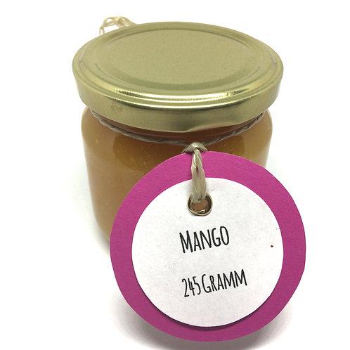 Hausgemachte Mango Marmelade