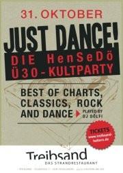 Just dance - HenSeDö Ü30-Party am 31.10.2013