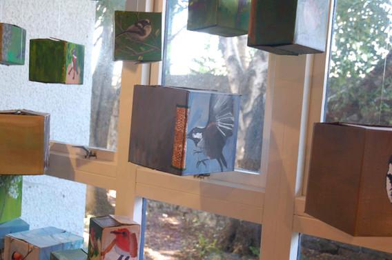 Chorus at An Talla Solais Gallery