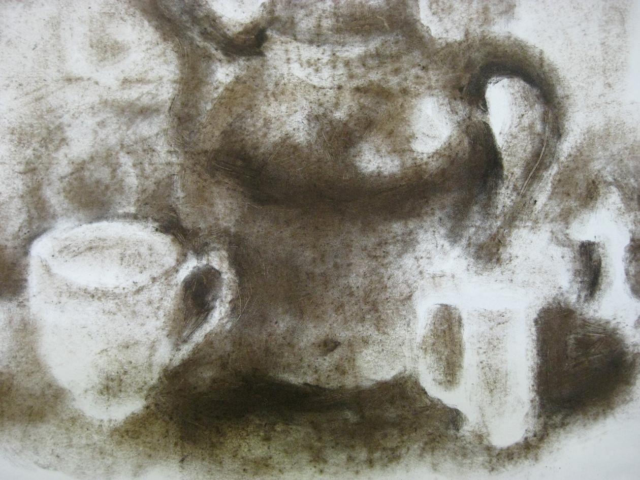 Drawing from still life