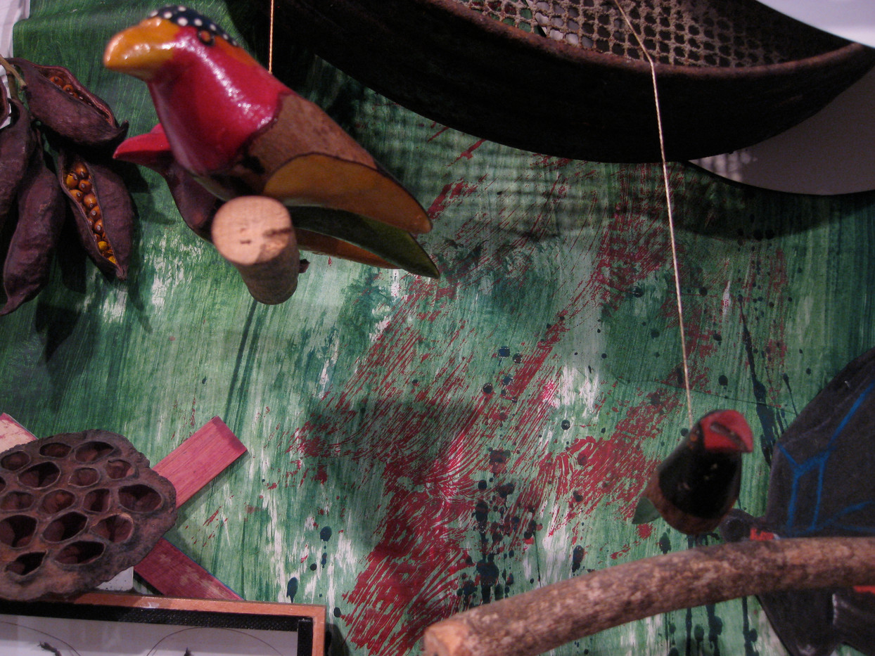 Still Life Installation detail