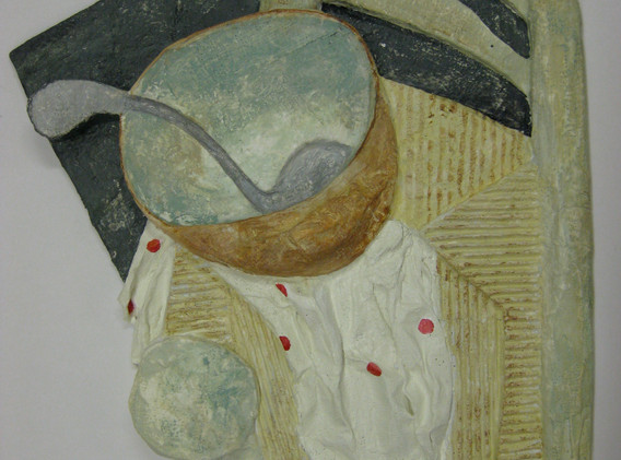 Low-relief panels and objects 21