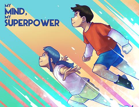 My Mind, My Superpower eBook